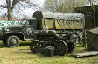 WW2 vehicle hire