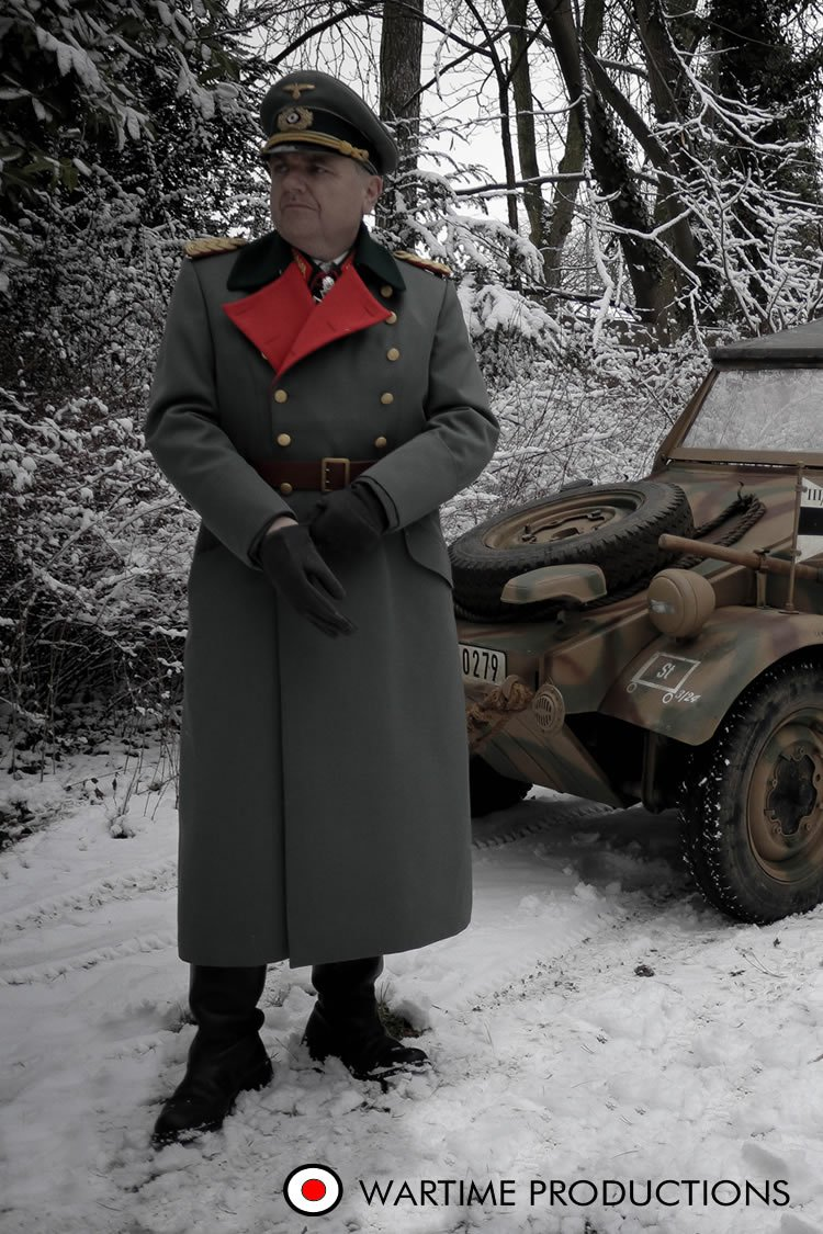 German General Winter uniform