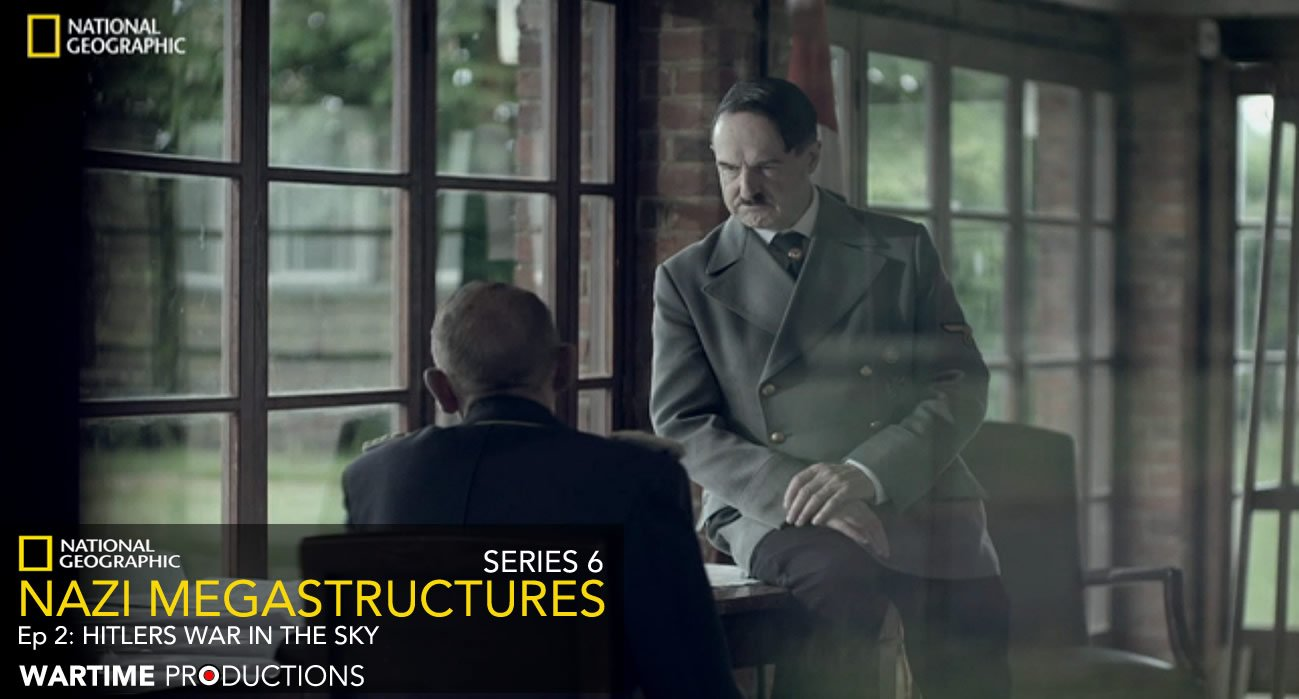 Nazi Megastructures series 6 Ep2 Hitlers war in the skies (2)