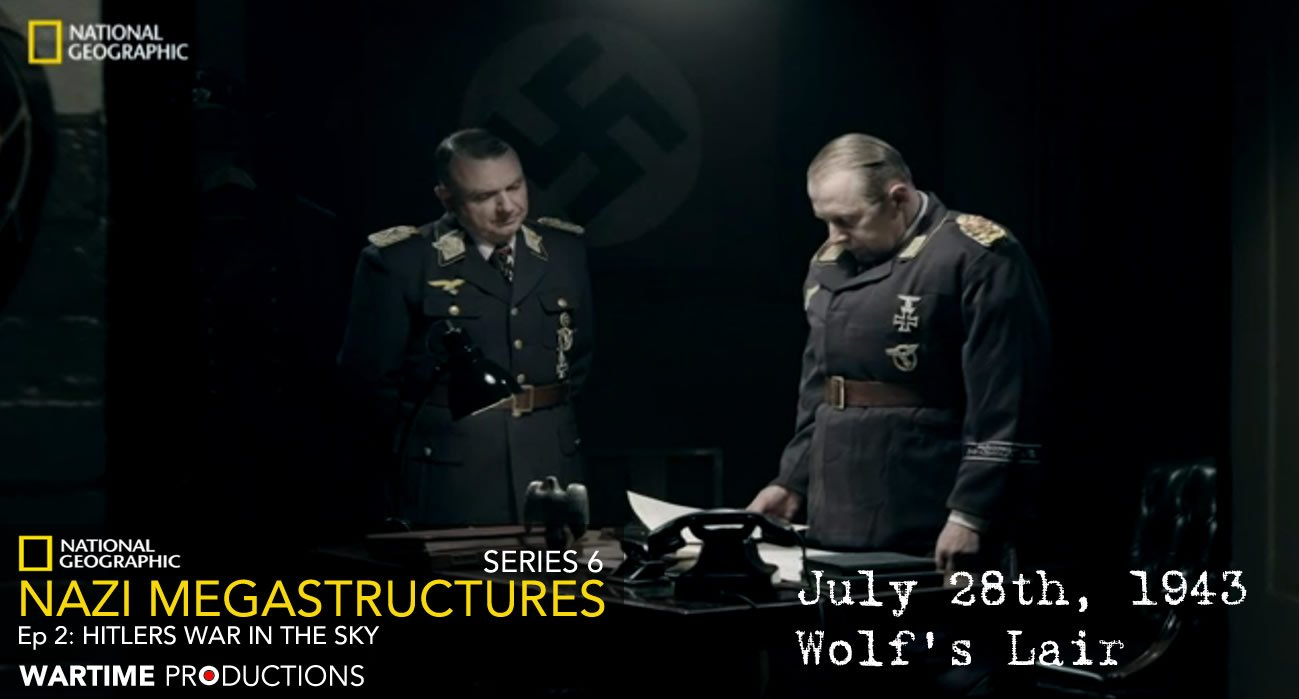 Nazi Megastructures series 6 Ep2 Hitlers war in the skies (5)