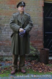 WW2 British Army Officer winter