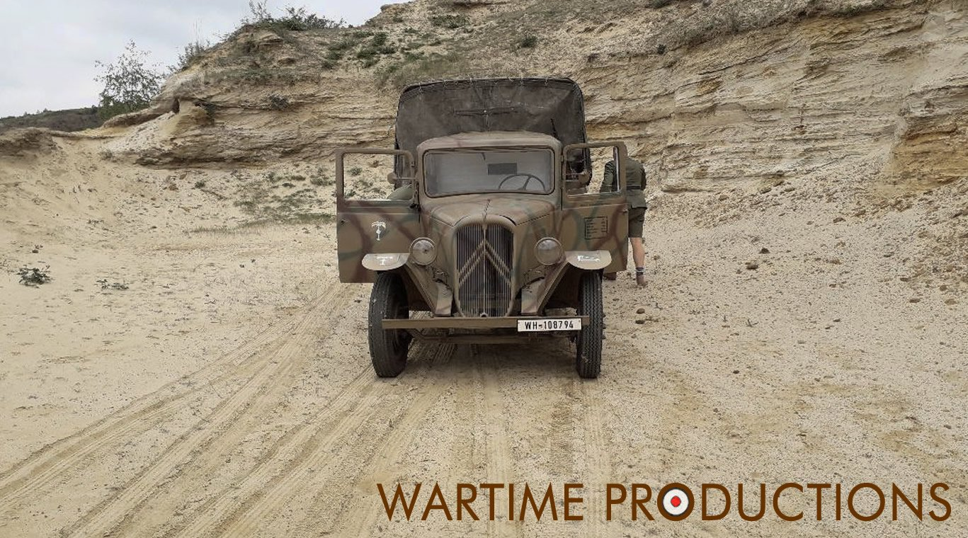 WW2 vehicles AND SUPPORTING ARTISTS for hire (5)